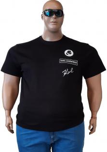 чоловічі футболки Karl Lagerfeld великих розмірів