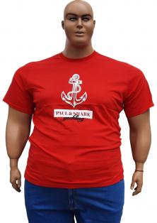 чоловічі футболки Paul Shark великих розмірів