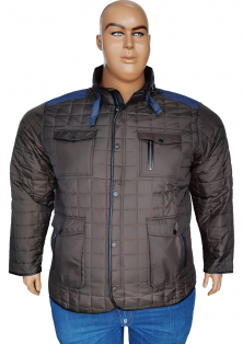 OLSER великих розмірів чоловічі демісезонні куртки