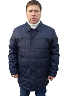 LEIMA батального розміру осіння класична чоловіча куртка