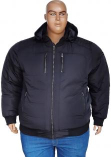 OLSER зимова чоловіча куртка великого розміру на манжеті