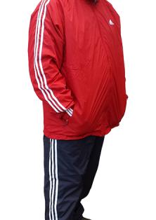 ADIDAS чоловічий спортивний костюм великого розміру