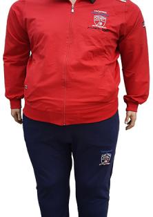 PRADA спортивный костюм на полного мужчину