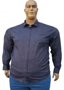 BETTINO довгий рукав чоловічі сорочки великих розмірів