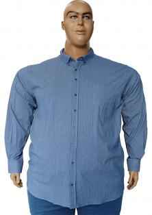 Bettino большая стрейчевая рубашка на каждый день